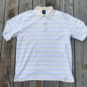 Nike Golf polo shirt sz large.